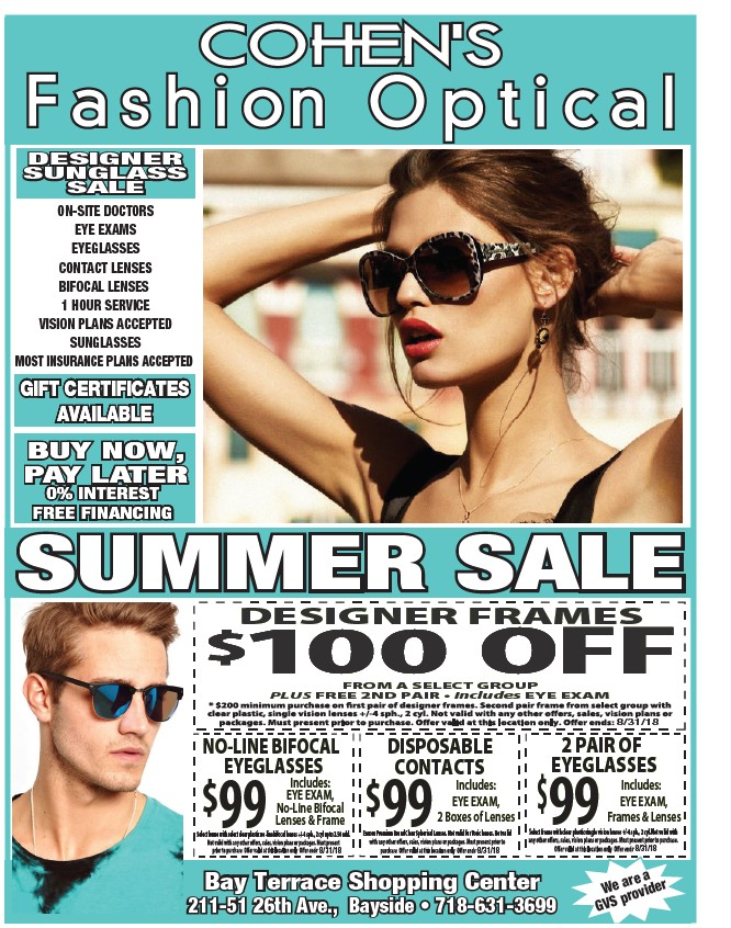 8d11f0392147 ON-SITE DOCTORS EYE EXAMS EYEGLASSES CONTACT LENSES BIFOCAL LENSES 1 HOUR  SERVICE VISION PLANS ACCEPTED SUNGLASSES MOST INSURANCE PLANS ACCEPTED  SUMMER SALE ...